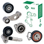 Image for Dampers, Idlers, Pulleys, Tensioners
